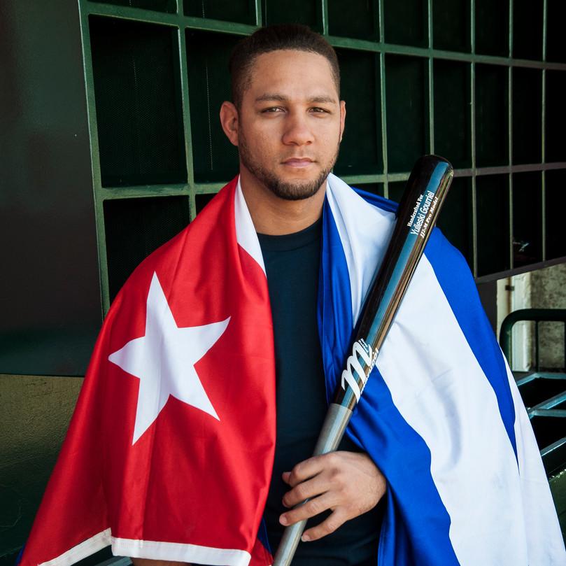 Yulieski Gourriel, Houston Astros