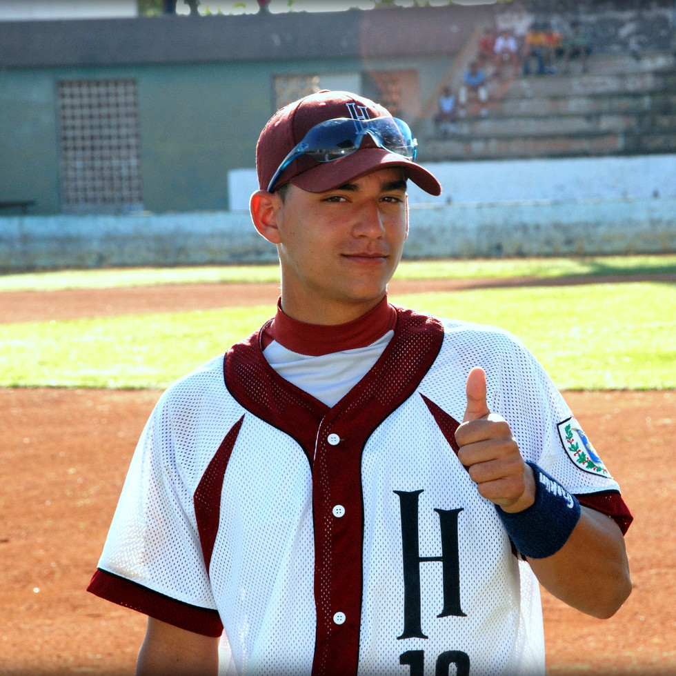 Jose Iglesias in Cuba before the Big Leagues