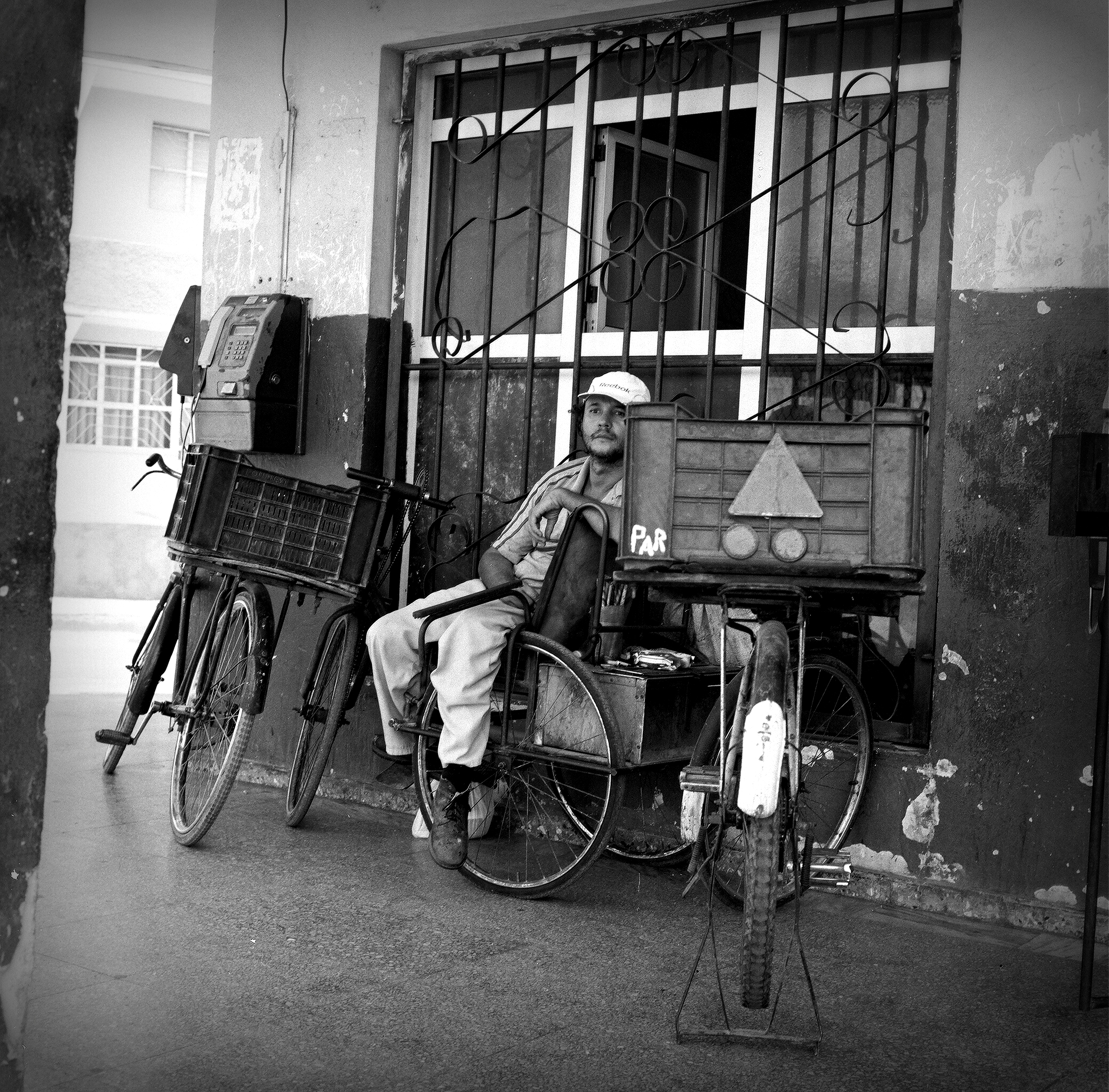 Waiting - Havana, Cuba