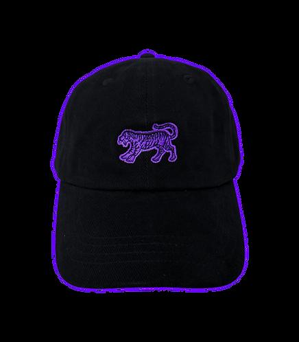 MACAN CAP (VIOLET/BLACK)