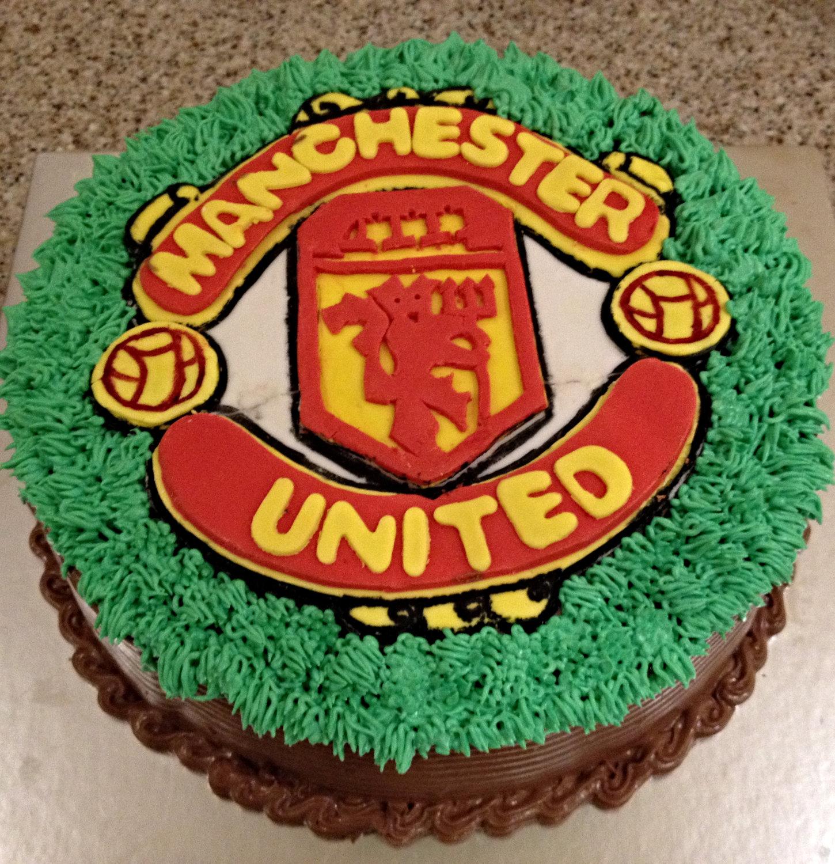manchester united cake bakers mark manchester united cake