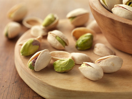 Study: Pistachios Found To Be A Complete Protein