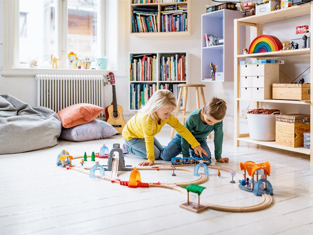 Quarantine Fatigue? Use The Power Of Play To Engage Kids And Encourage Learning