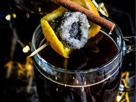 Warm Sugar Plum Cocktail