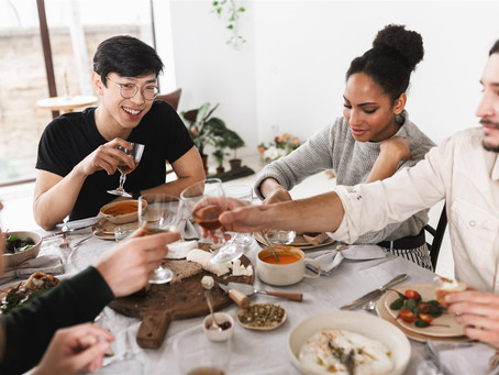 Holiday Hosting: Putting New Twists On Mealtime Traditions (Bonus Recipe)