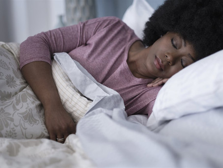 Seasonal Allergies? 6 Steps To Help You Sleep Well