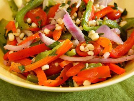 Move Over Meat - Vegetables are taking center stage on your plate