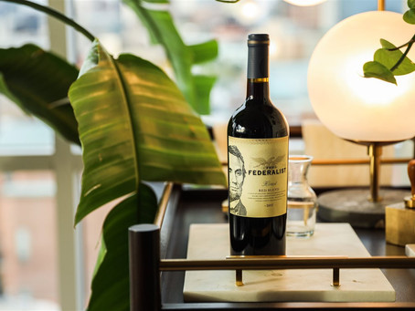 Vote For A Bold Flavor Wine
