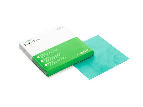 ROEKO Dental Dam Latex Medium, 150 x 150mm, 36pcs/box