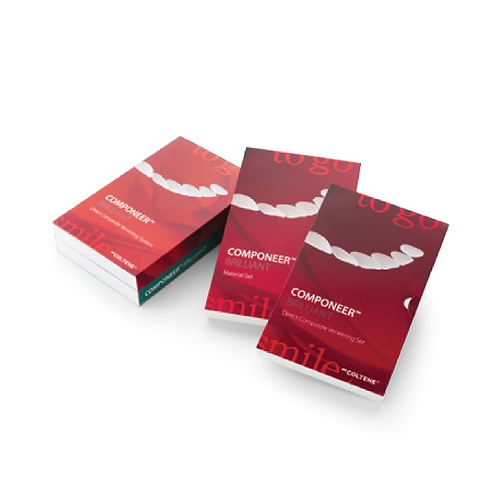 COMPONEER Brilliant, Direct Composite Veneers