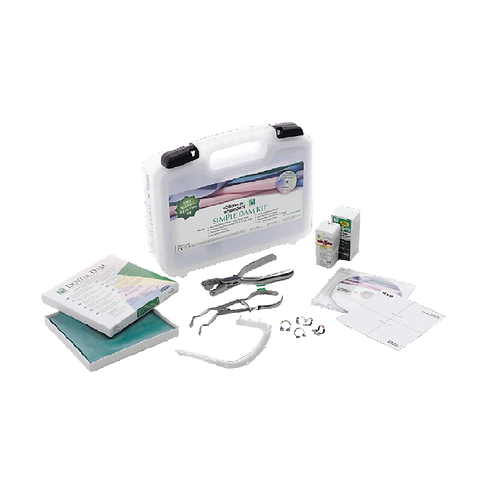 Hygenic Dental Dam Kit