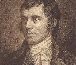 A wee word about Burns – with a musical accompaniment