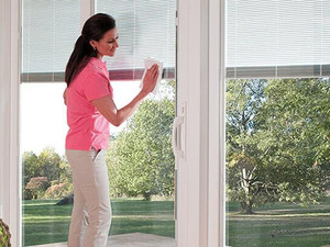 Spotless windows with ease!
