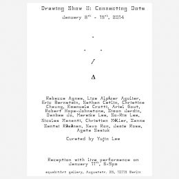 DRAWING SHOW II: CONNECTING DOTS