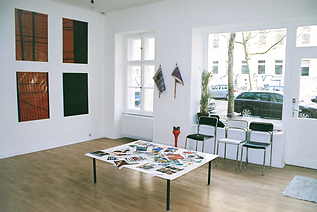 17 February - 2 March 2006 Gallery Cat Food Berlin