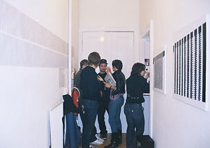 17 February - 2 March 2006 Gallery Cat Food Berlin
