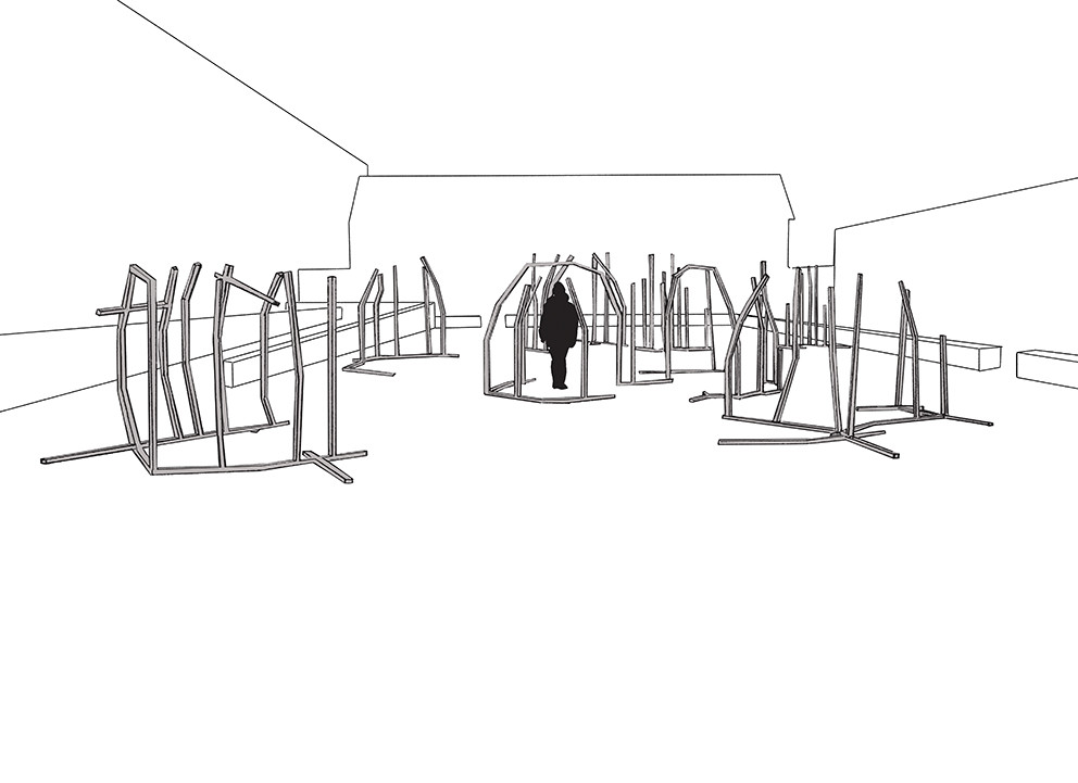 project sketch, 2021