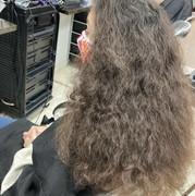 Hair by Mafisa - Before