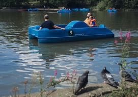Fun outdoor activity for kids