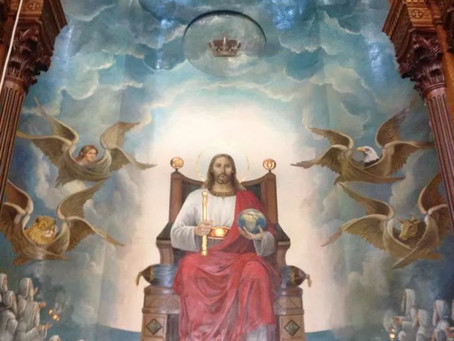 His Gracious Sovereignty