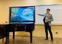 Composer sharing session