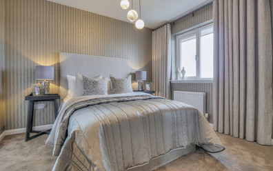 Showhome interior property photography