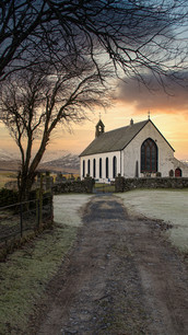 Church and Landscape