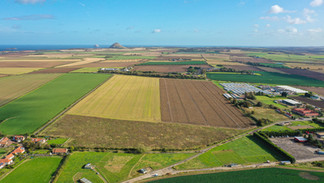 Fenton Barns Aerial