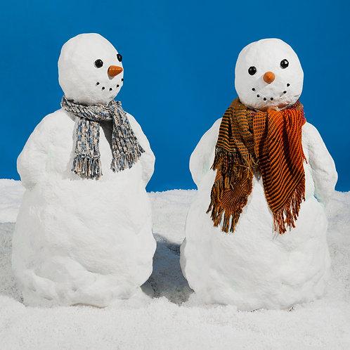 'MR FROSTY' SNOWMAN