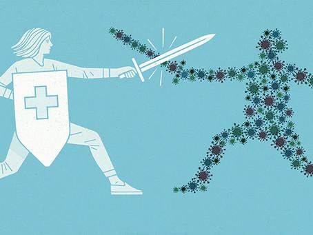Immunity fight