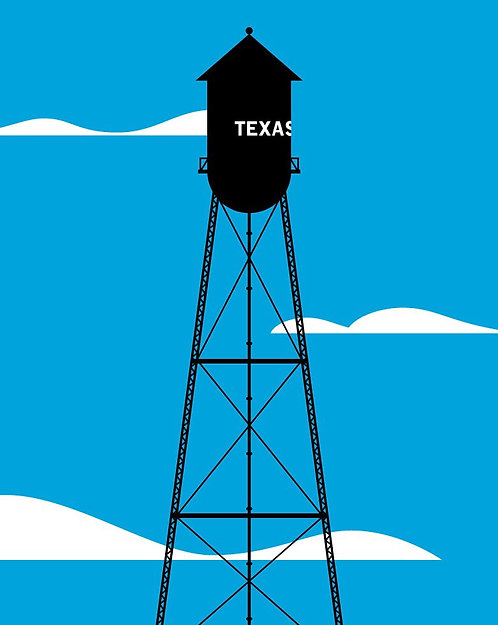 Tall Drink of Water (Texas Icons 3)