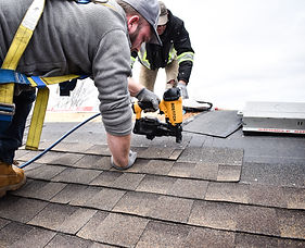 Asphalt Shingles and roofers
