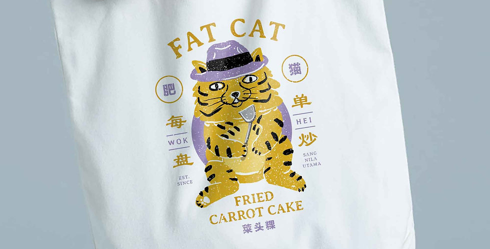 Fat Cat CTK by kattoetote