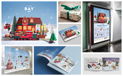 By The Bay Christmas Campaign