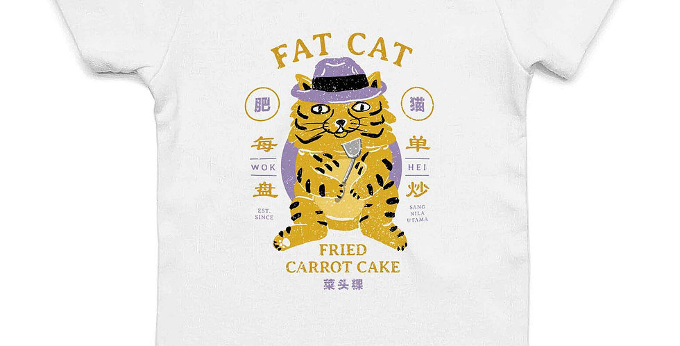 Fat Cat CTK by kattoetots