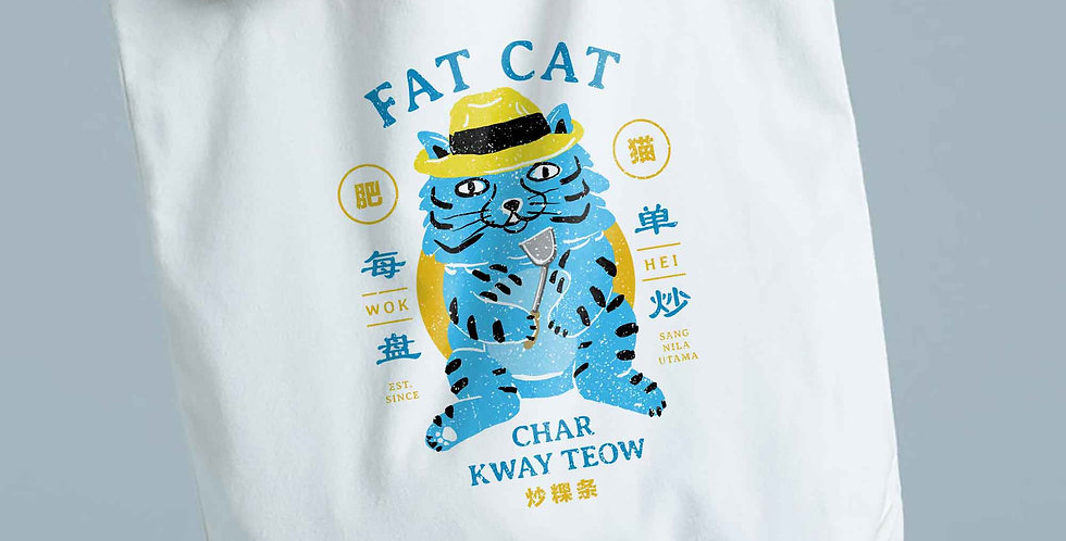 Fat Cat CKT by kattoetote