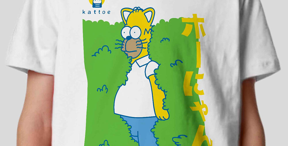 Homer by kattoe (kids)