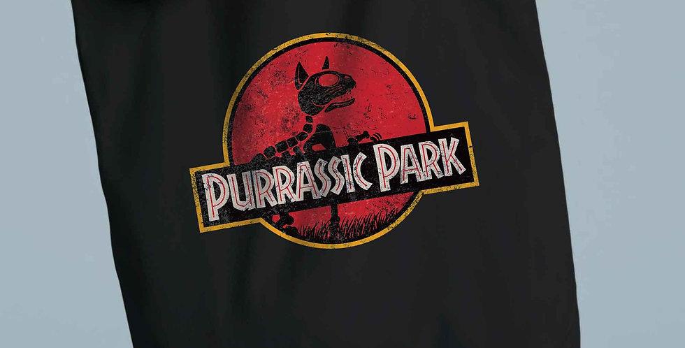 Purrassic Park by kattoetote