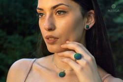 Alenga ékszer_zöld