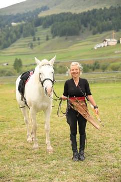 Monya Frischknecht mit Talysker