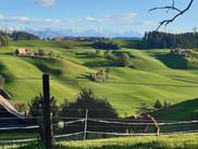 Wunderbare Aussicht auf Eiger, Mönch und Jungfrau