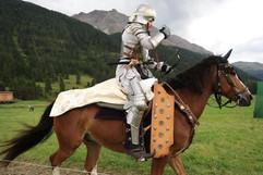Ritter ohne Furcht und Tadel: Andreas Scheidegger auf Quirin
