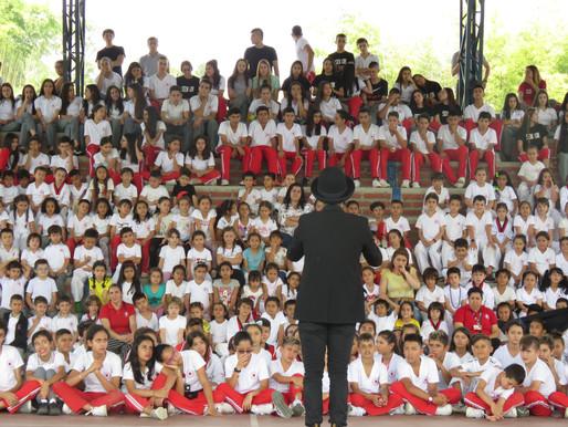 ¡Feliz cumpleaños, Liceo Taller San Miguel!  