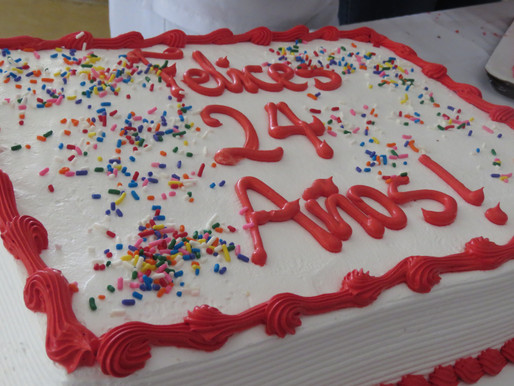 Aniversario del Liceo Taller San Miguel