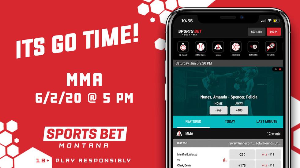 Sports Bet Montana Social Post