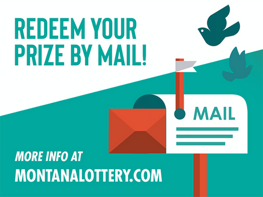 Claim Your Prize by Mail