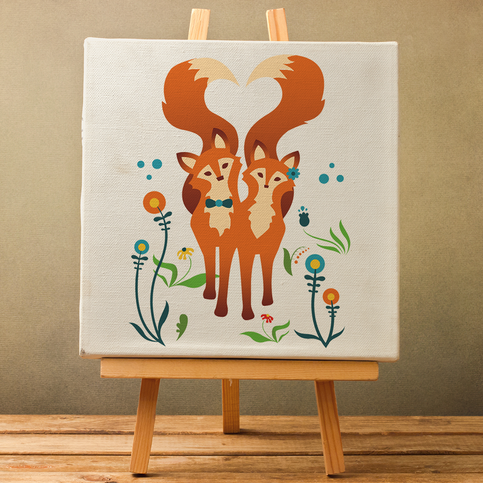 Foxies in Love