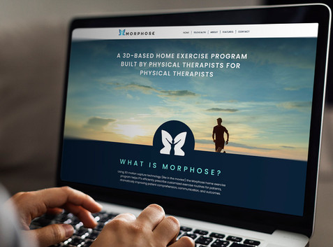 Morphose Website Design