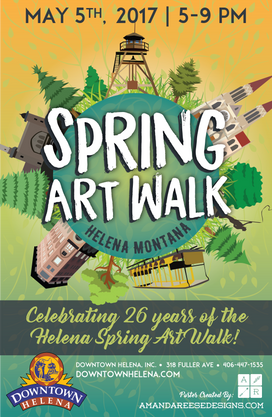 Spring Art Walk