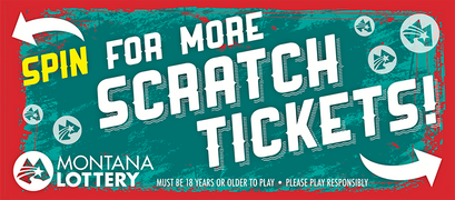 Scratch Ticket Decal